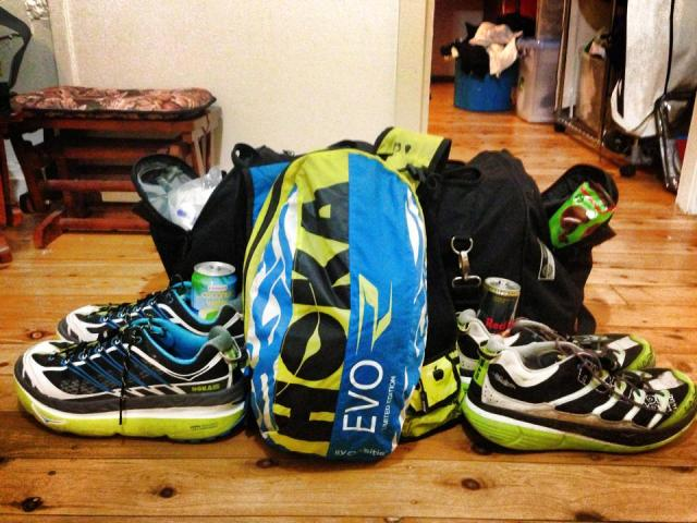 Hoka's not just great gear, it's great people. But for now, here's a shot of some great gear :)