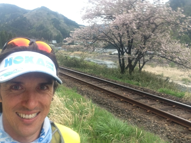 2,000 cherry blossoms, 1,000 awesome volunteers, and 250km of friendly road going from one side of Japan to the other. What's not to smile about?  :)