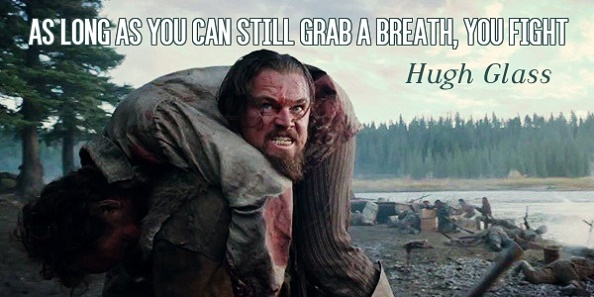 the revenant dicaprio quote