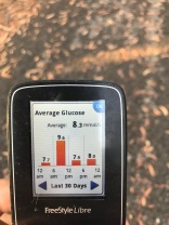 The month of FMD daily averages.